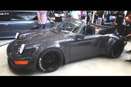 RWB Porsche was in the house